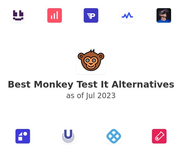 Best Monkey Test It Alternatives