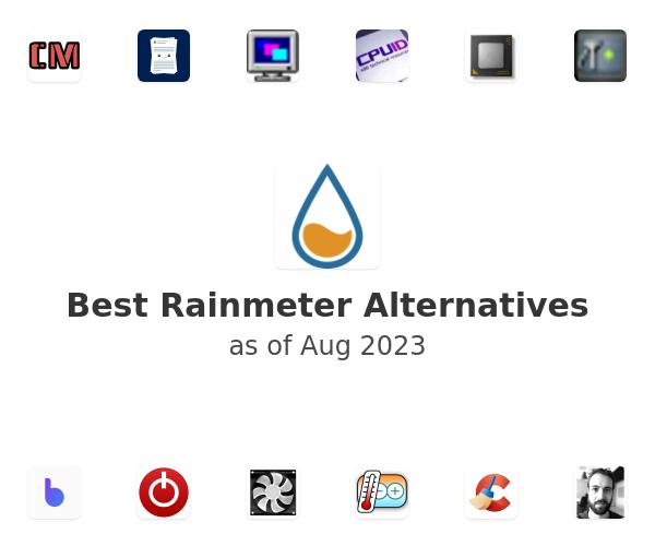 Best Rainmeter Alternatives