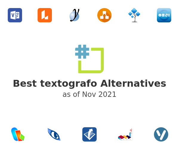 Best textografo Alternatives