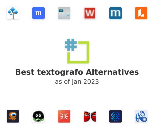 Best textografo Alternatives