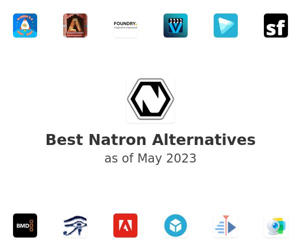 Best Natron Alternatives