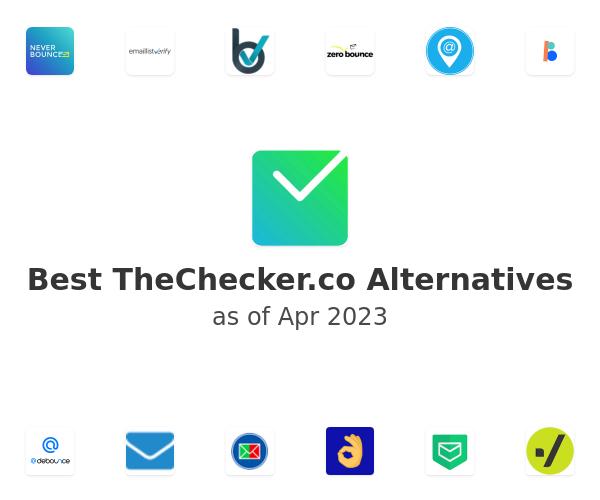 Best TheChecker.co Alternatives