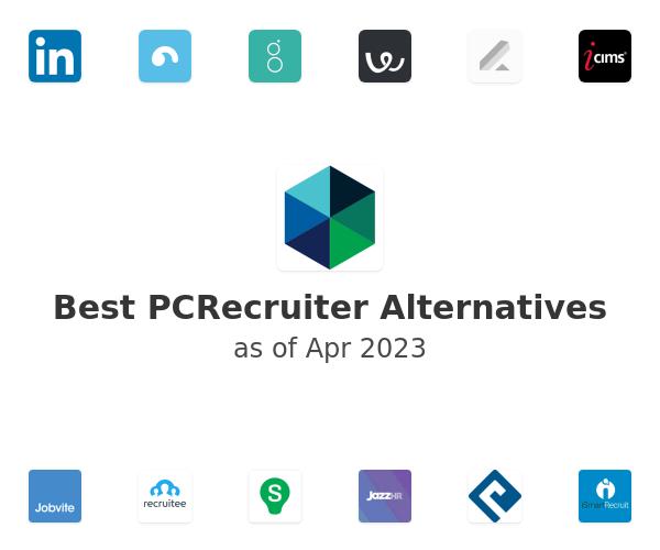 Best PCRecruiter Alternatives