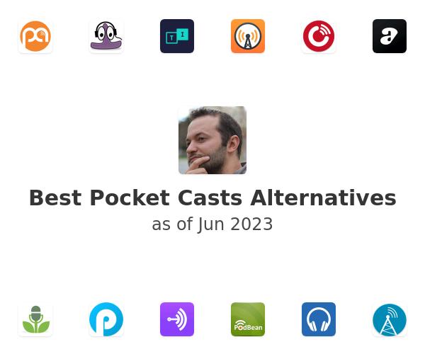 Best Pocket Casts Alternatives