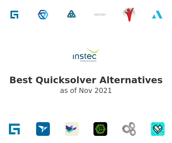 Best Quicksolver Alternatives