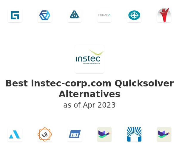 Best Quicksolver Alternatives