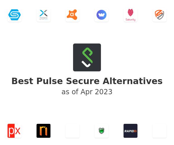 Best Pulse Secure Alternatives
