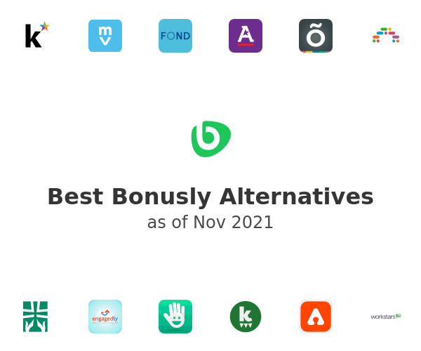 Best Bonusly Alternatives