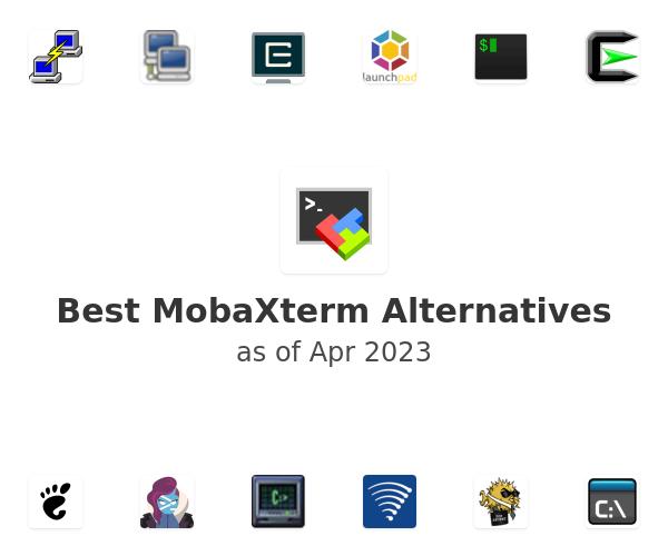 Best MobaXterm Alternatives