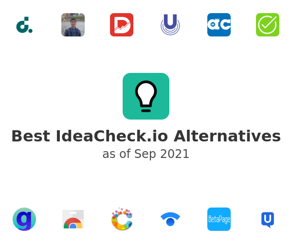 Best IdeaCheck.io Alternatives
