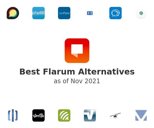 Best Flarum Alternatives