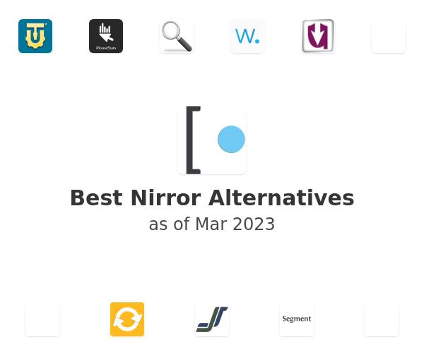 Best Nirror Alternatives