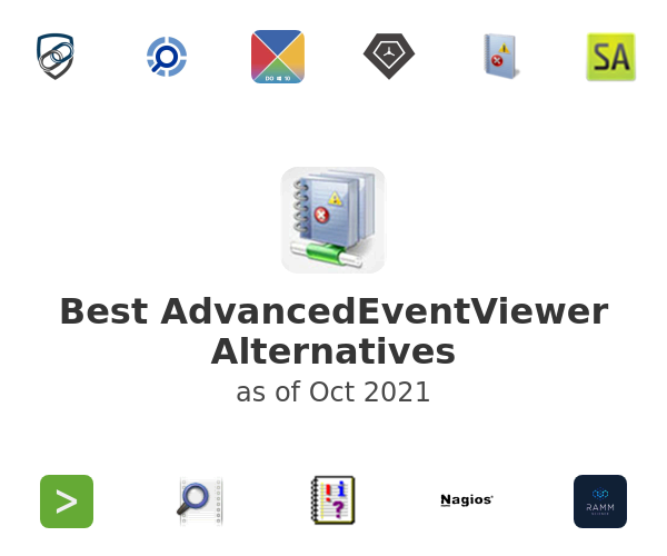 Best AdvancedEventViewer Alternatives