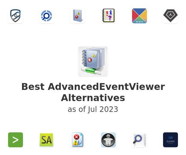 Best AdvancedEventViewer Alternatives