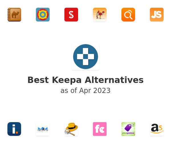 Best Keepa Alternatives