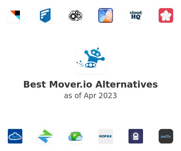 Best Mover.io Alternatives