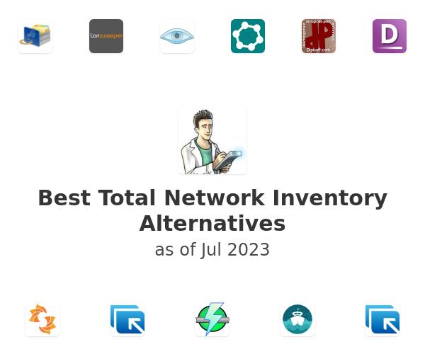 Best Total Network Inventory Alternatives