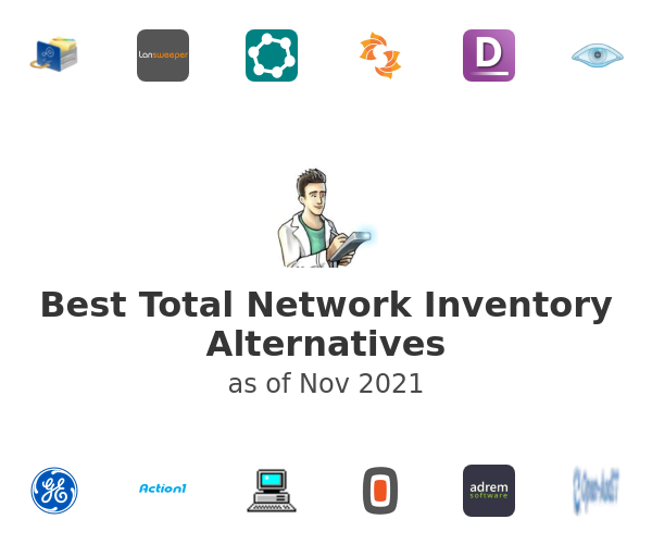 Best Total Network Inventory Alternatives