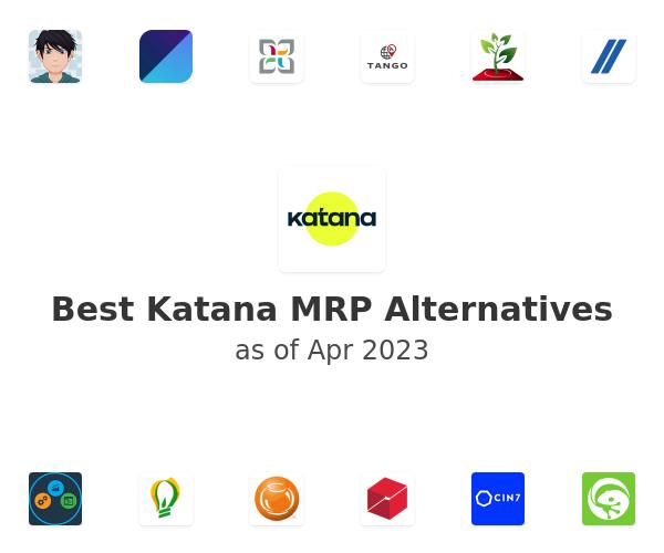 Best Katana MRP Alternatives