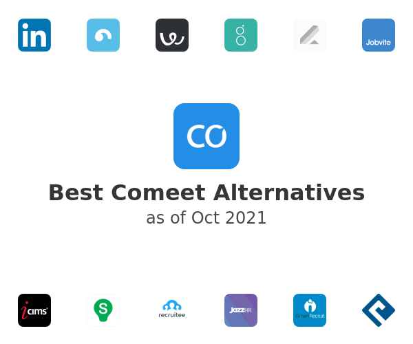 Best Comeet Alternatives