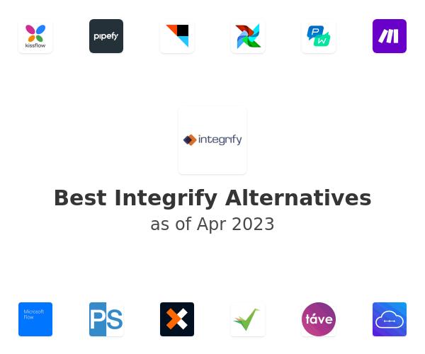 Best Integrify Alternatives