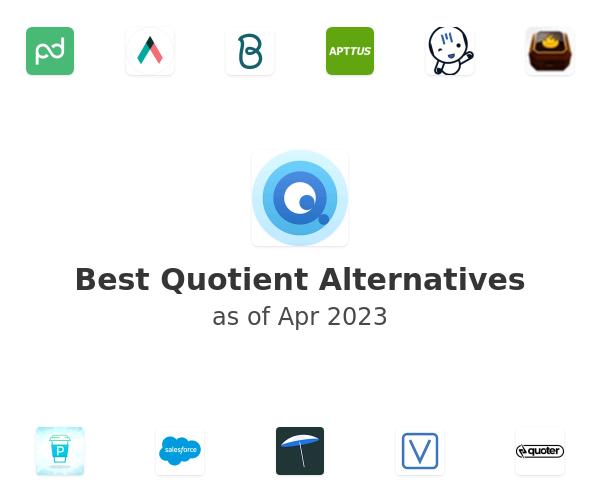 Best Quotient Alternatives