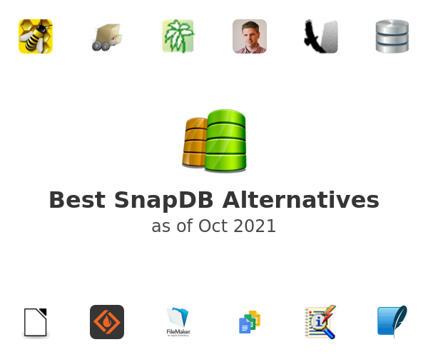 Best SnapDB Alternatives