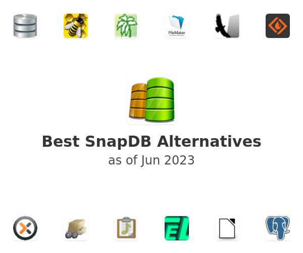 Best SnapDB Alternatives