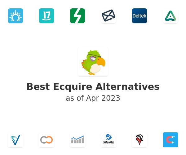 Best Ecquire Alternatives