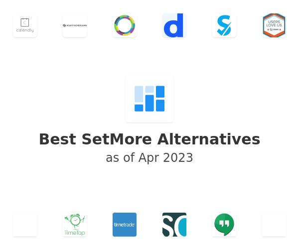 Best SetMore Alternatives