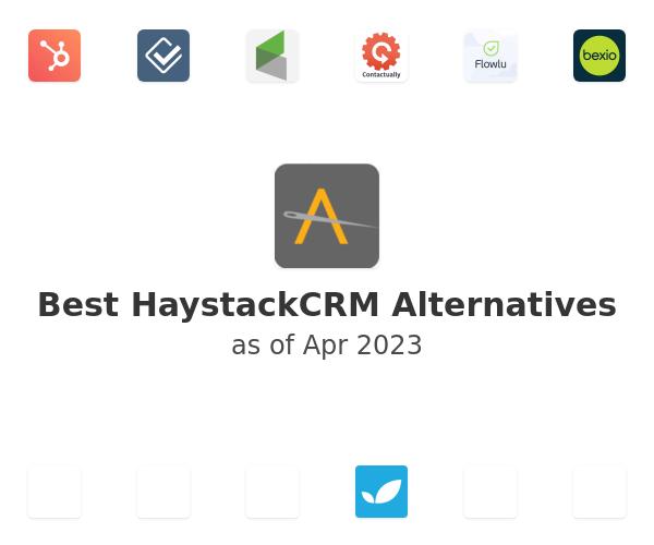 Best HaystackCRM Alternatives