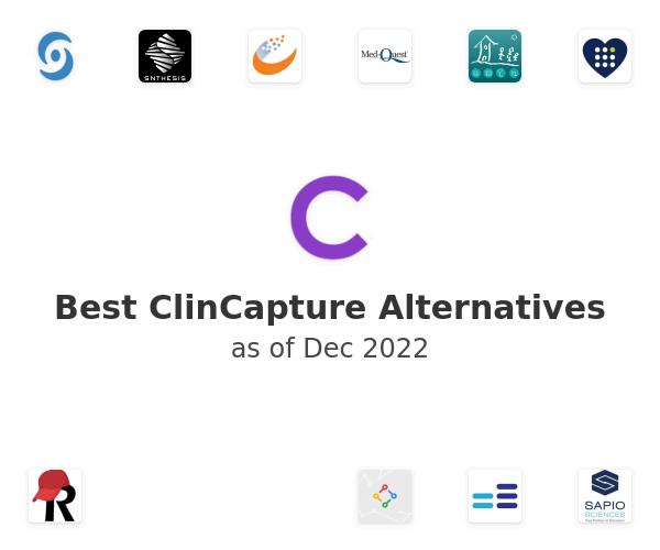 Best ClinCapture Alternatives