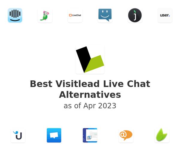 Best Visitlead Live Chat Alternatives