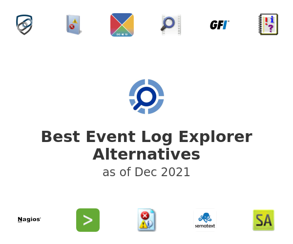Best Event Log Explorer Alternatives