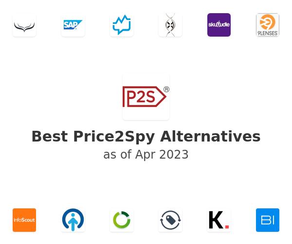Best Price2Spy Alternatives