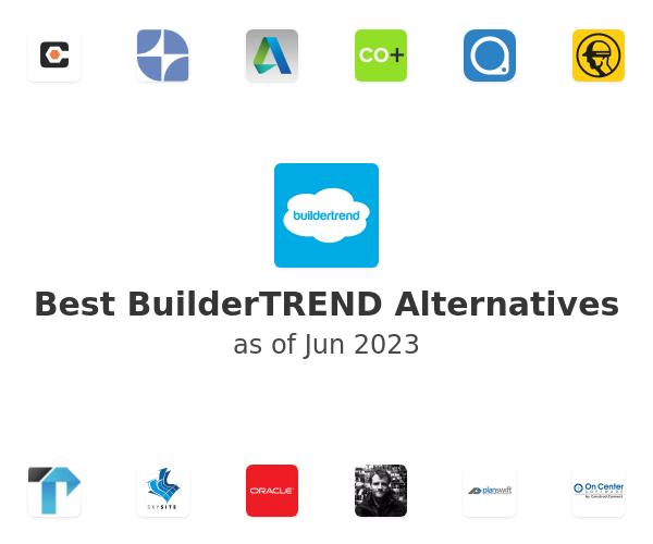 Best BuilderTREND Alternatives