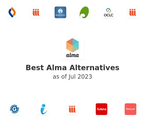 Best Alma Alternatives