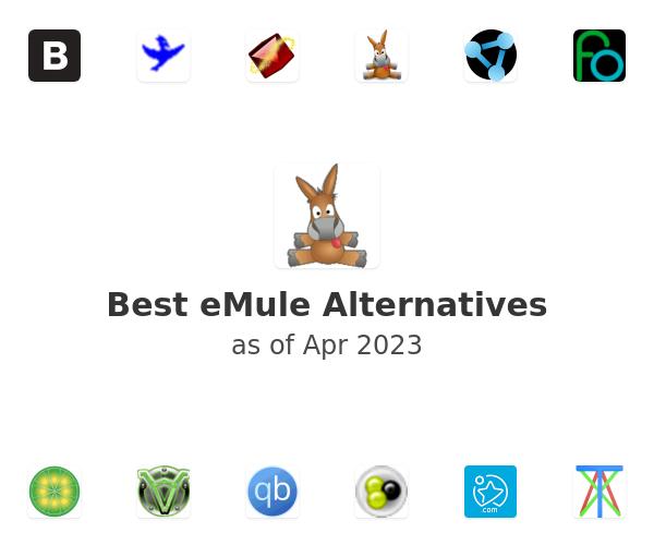 Best eMule Alternatives