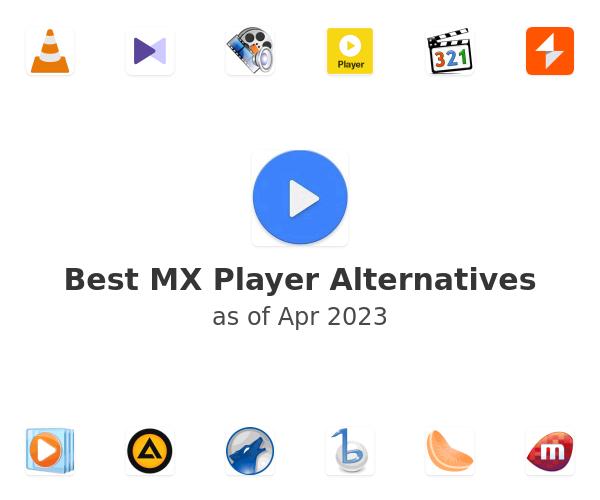 Best MX Player Alternatives
