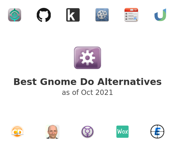 Best Gnome Do Alternatives