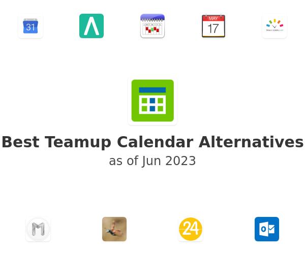 Best Teamup Calendar Alternatives