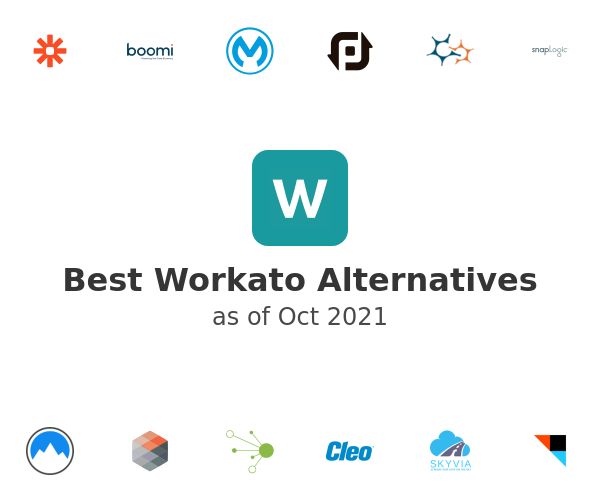 Best Workato Alternatives