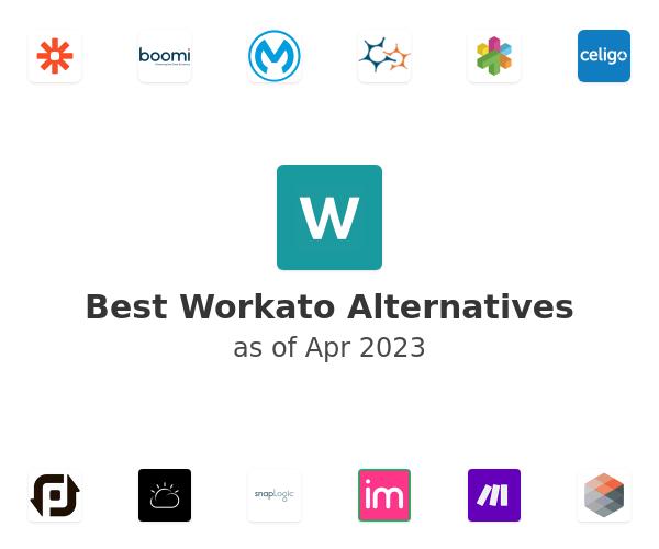Best Workato Alternatives