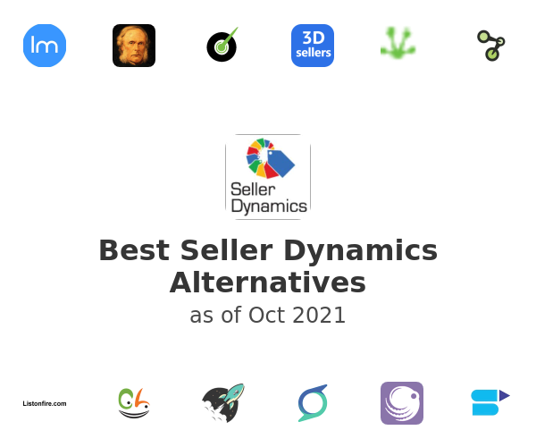 Best Seller Dynamics Alternatives