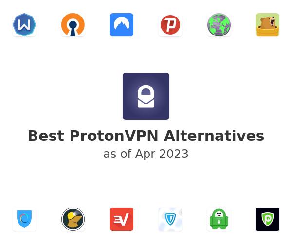 Best ProtonVPN Alternatives
