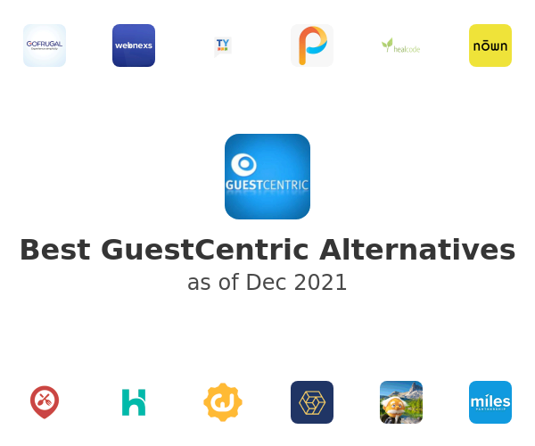 Best GuestCentric Alternatives