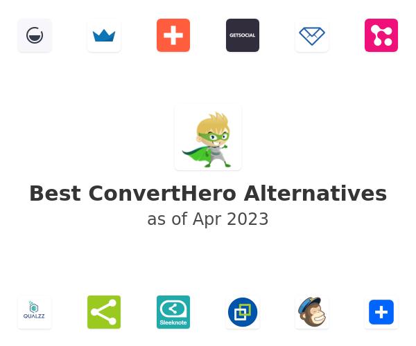 Best ConvertHero Alternatives