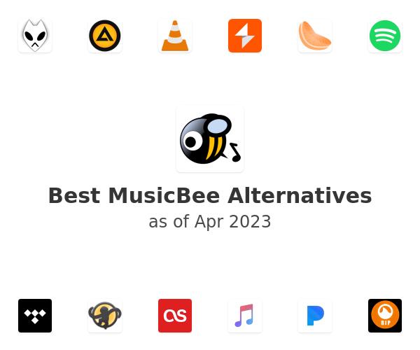 Best MusicBee Alternatives