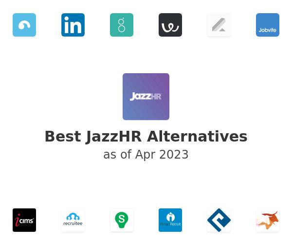 Best JazzHR Alternatives
