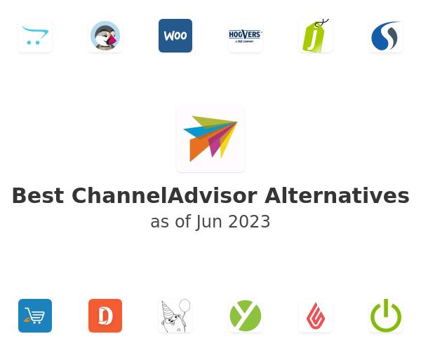 Best ChannelAdvisor Alternatives